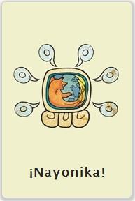 Mozilla Firefox en mixteco del suroeste. Firefox nsá´a Mozilla,iin ñuu ñu´un ké´io saa koo kaa nántu´un ne jika, nuu kuaiyo daa no´o.